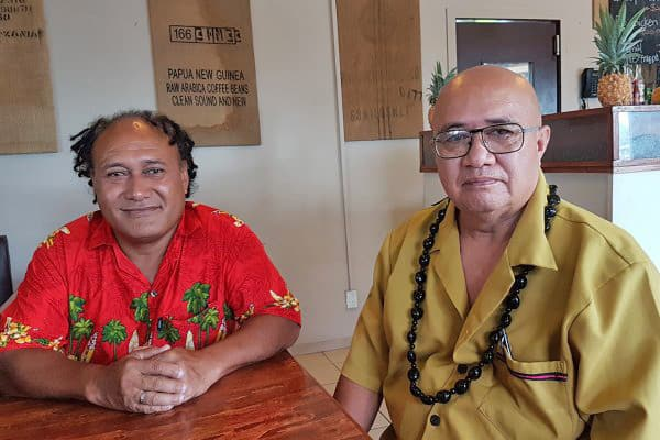 Fetotoa'i Vaega Faaupufai fou i le Igoa o le Pati