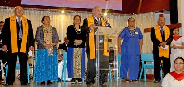 Komiti Faafoe o le ekalesia Agape International Ministries i le lalolagi atoa