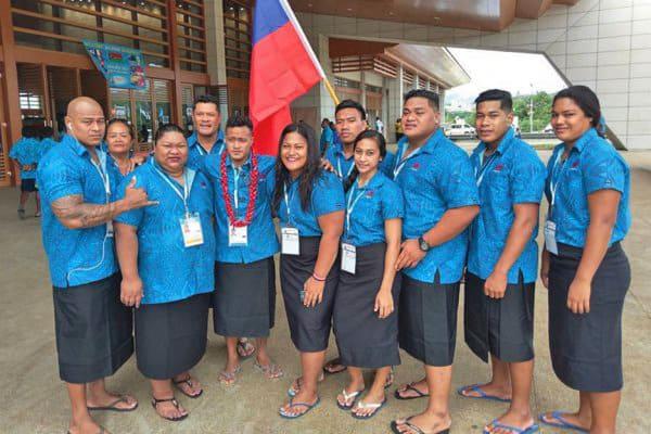 26 Taaloga eseese mo Taaloga a le Pasefika 2019