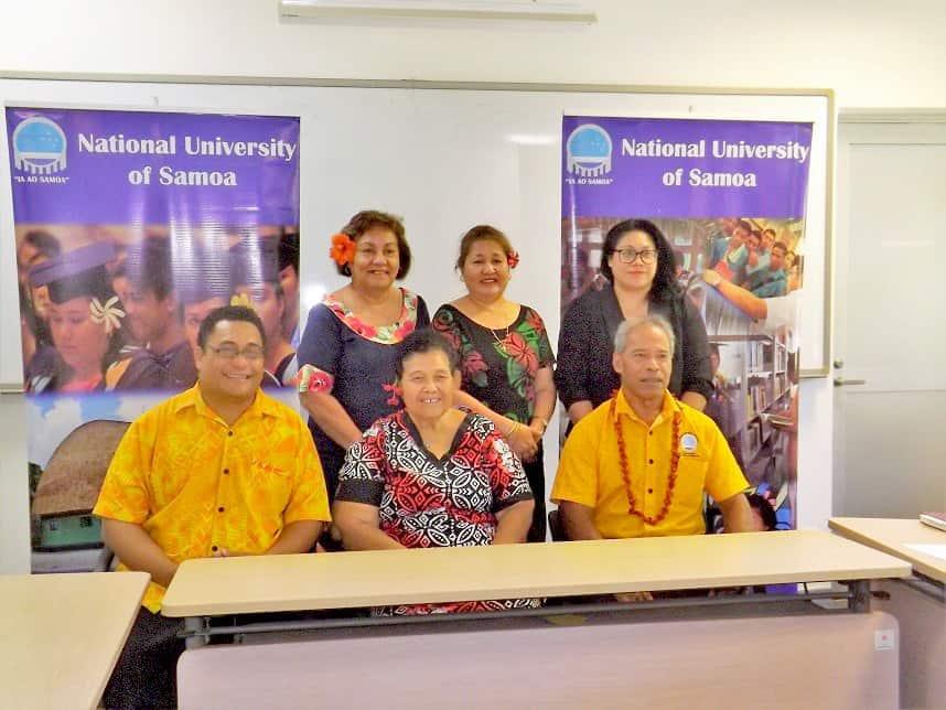 Amata suesuega o tomai i Tulafono  o Tu ma Aganuu faa-Samoa