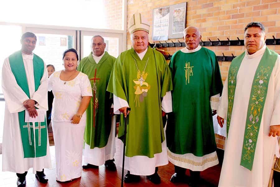 Malaga taamilo le Matagaluega Maria Fatima mai Aua i Aotearoa