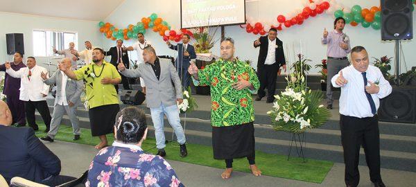 Faaevagelia tama Chrislife A.O.G Samoa i Onehunga
