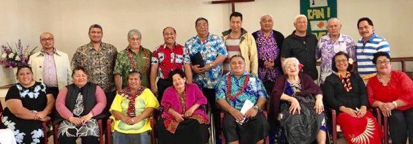 O i latou sa auai ile fono na usuia ile Aso Toonai 15 o Setema ile Maota fono a le Aiga Samoa North Brisbane Deception Bay