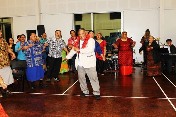 Sausaunoaga afioga ia Patele Felise Mikaele ma le mafutaga o le Divine Mercy itu Samoa