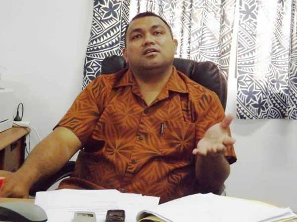 Papalii John Taimalelagi, Ofisa Sili o le Matagaluega o Faamasinoga