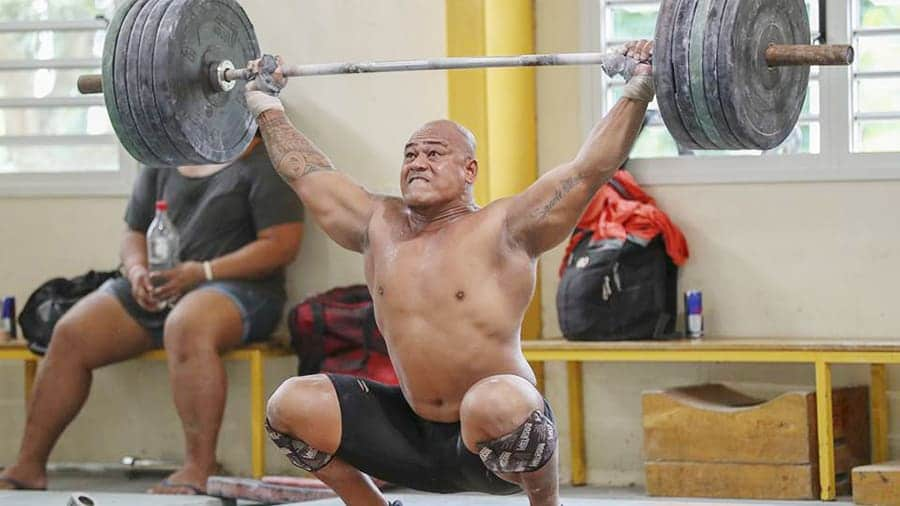 Filifili le ausiisii uamea mamafa a Samoa mo taaloga a le lalolagi