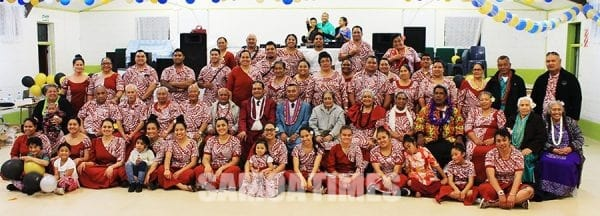 Mafutaga Falelima i Aukilani ma sui o le aumalaga mai Samoa