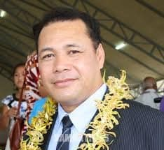 Rev Dr Upolu Lumafale Vaai, ua tofia nei i le tofiga Pule o le Pacific Theological College
