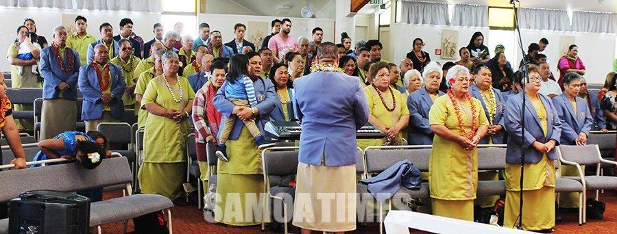 Faamanatu faatasi le 50 tausaga ma le Sulufaga o le Ekalesia Katoliko Manurewa