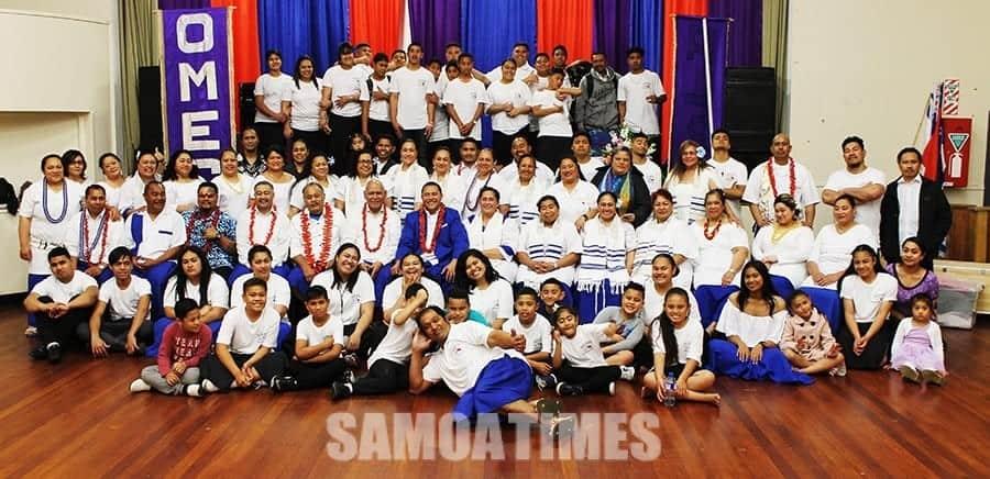 Faamanatu le Feast of Tabernacles i Aukilani