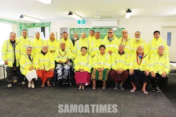 Mafutaga Samoa Atiae  i Magele