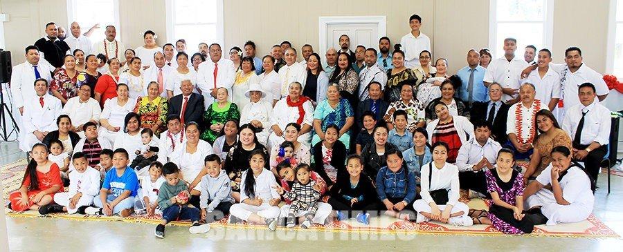 Family Reunion aiga Nanai Tavalu Tauena ma Mele