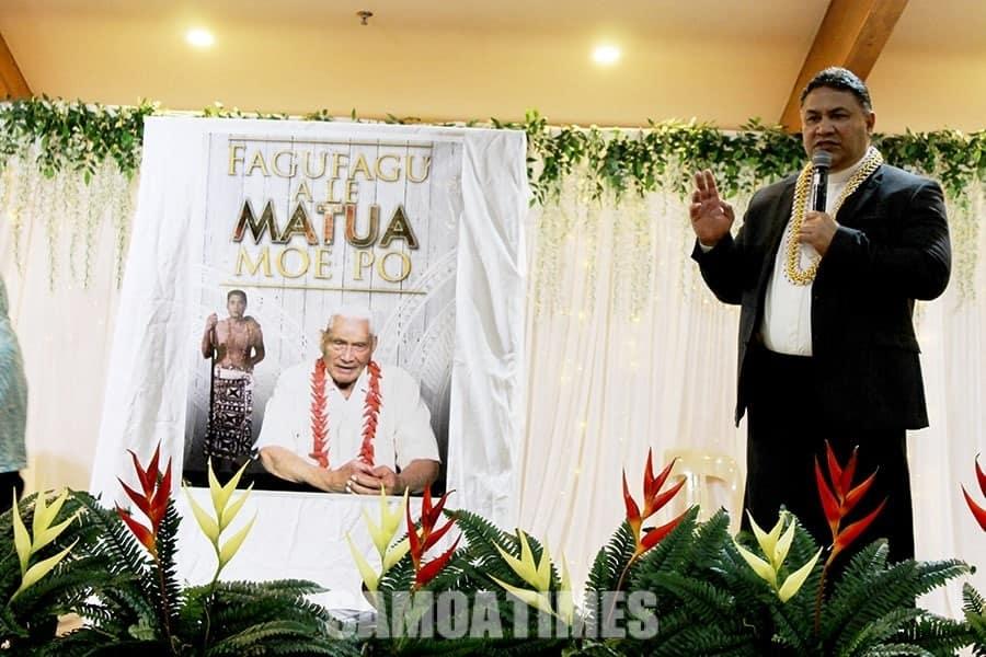 """""""Fagufagu a le matua moe po"""""""