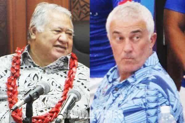 O Damian McGrath sa avea ma faiaoga o le au lakapi taitoafitu a le Manu Samoa