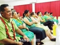 O nisi o sui o le faalapotopotoga fou mo le atinaeina o tagata faigaluega le Samoa Human Resources Institute