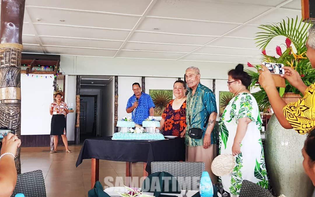 Faamanatu i Samoa le atoaga o le 80 tausaga  o le tama ia Aupito Pupu Sio Pupu Aufata
