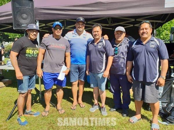 Pulega Samoa A. Faiaoga Manu Samoa ma le Pulega o le Aukilani Samoa