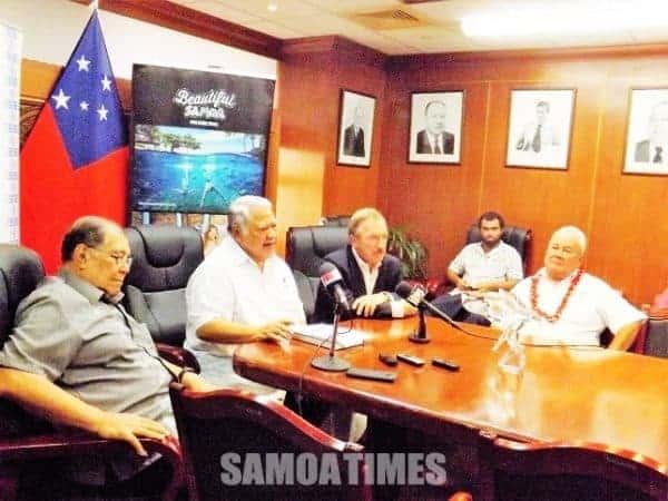 O le sainiga o le MOU poo le Memorandum of Understanding ua lisi mai ai e le Lease on Air se vaalele sili ona lapoa e toatele le pasese ma tele le avanoa mo malaga a le Samoa Airways