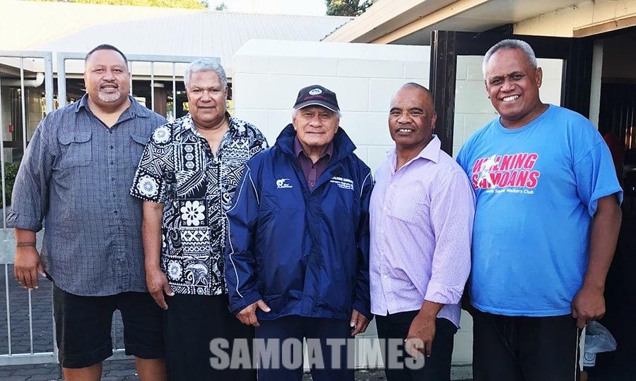 Amata i fu'a taualuga le Walking Samoans o le 2019
