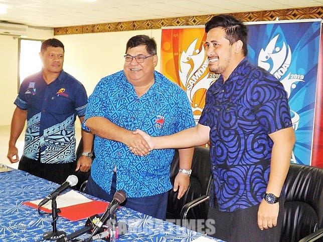 Tapena autaalo a Samoa i ni pine se tele e maua ai le manumalo