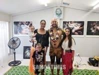 L-R: Ilalio, Suzannah, Jason, Cecilia ma Iasona