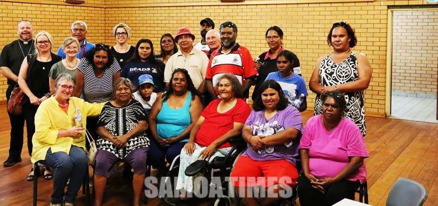 Osi le Feagaiga Ituaiga o Parkanji (Tribe) o Apoliki Ausetalia o Wilcennia ma Tagatanuu Samoa