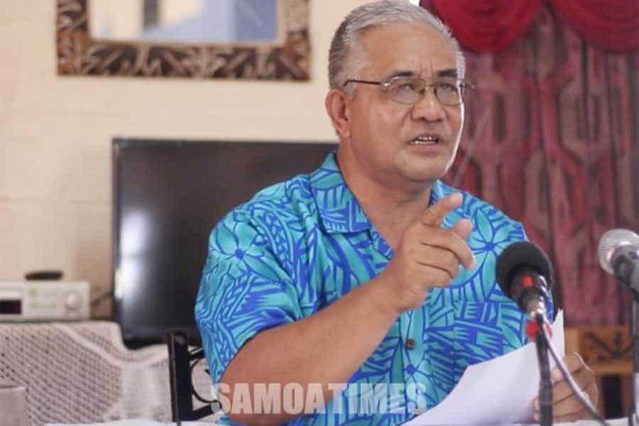 Su e Opapo le Samoa Observer i le $750,000.00