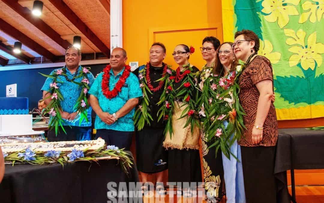 Faamanatu 20 tausaga o le South  Seas Healthcare