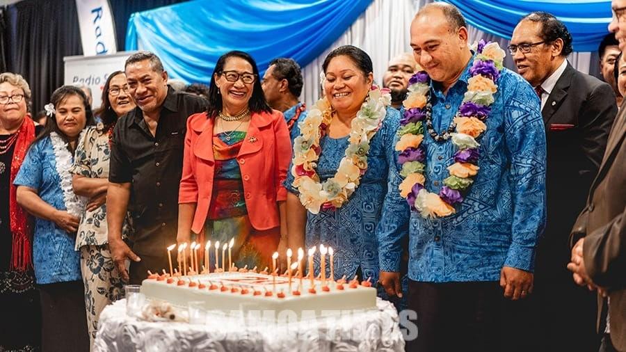 20 Tausaga o le Radio Samoa