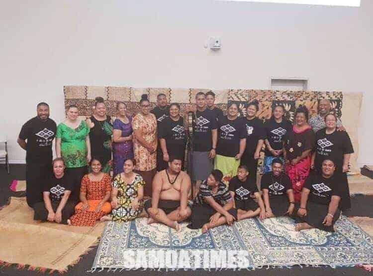 """""""O A'u o le Samoa"""" – Culture DORR"""