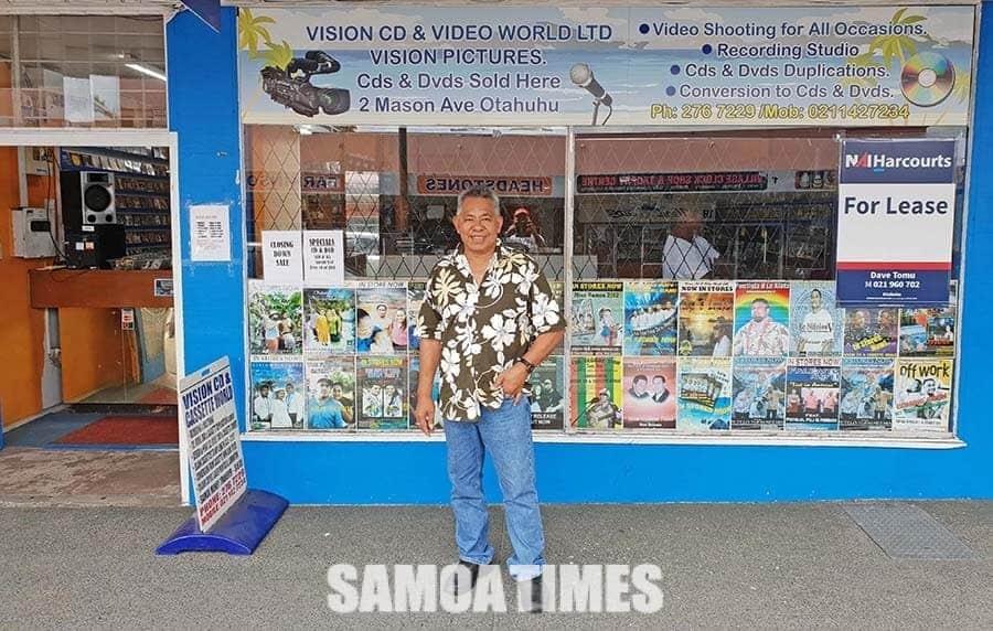 Tapuni le Auaunaga a le Vision Music Centre i Otahuhu