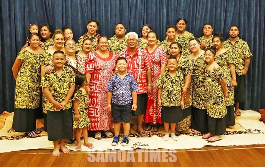 Faaiuina manuia le fonotaga a le Komiti Tumau Ekalesia Metotisi fou a le Atua Aoao