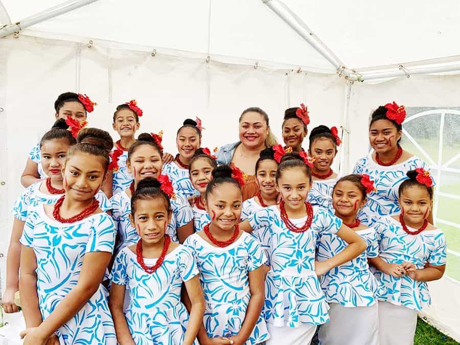 Faaopoopoina atunuu  i le Diversity Festival