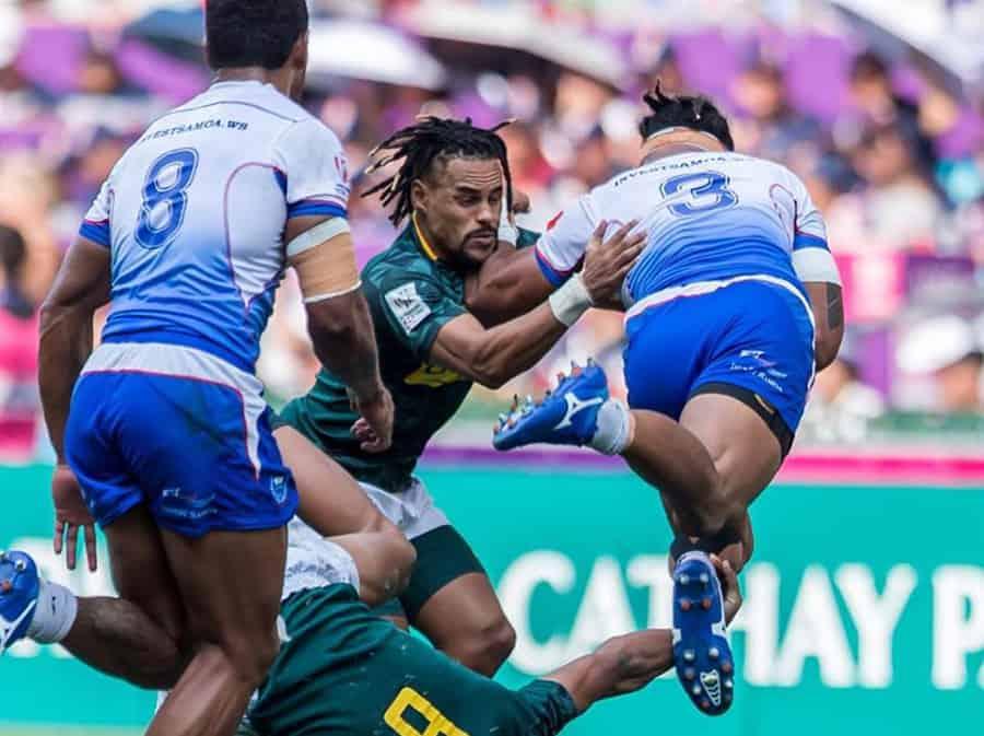 Samoa 7s Hong Kong