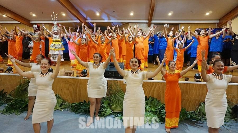 Faamanatu le 20 tausaga o Le Taupou Manaia
