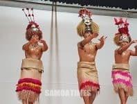 Tatala le polokalame e a'oa'oina  le Siva Samoa a le Tatau Manaia