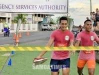 Taaloga Triathlon a le SFESA  ma Matagaluega