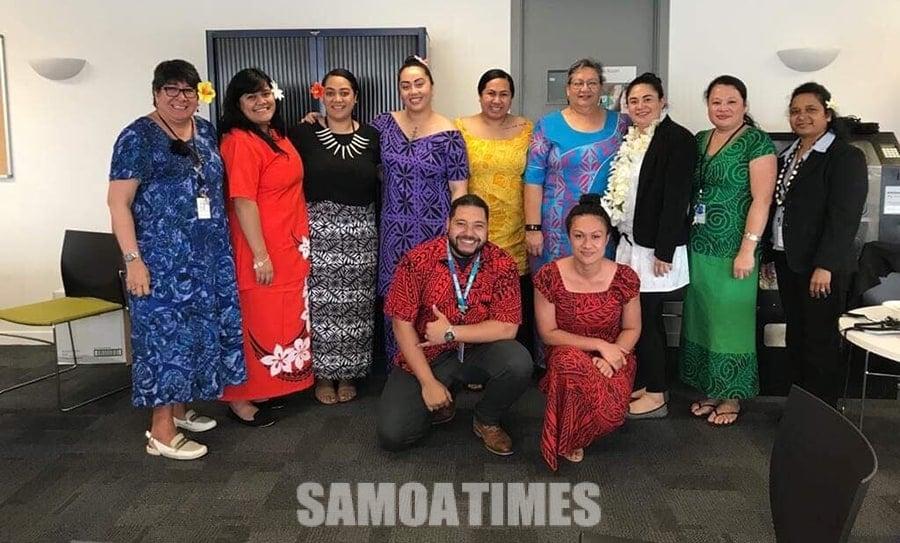 Malosi le lagolago a Samoa i Niu Sila i lana gagana