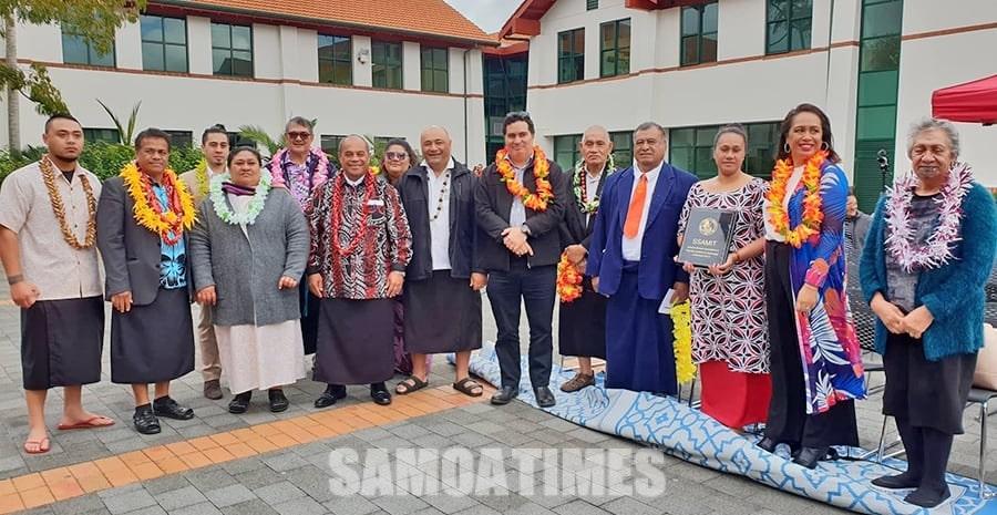 Faavae le Asosi Samoa i totonu o le MIT