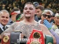 Manao Andy Ruiz i le $100 Miliona e toe fusu ai ma Anthony Joshua