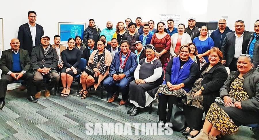 """""""E lē o gau le Samoa Airways, o loo solosolo lelei mea uma"""" … Tuia Paepae Leota"""