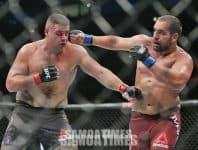 Faia'ina Tuivasa i le UFC 238