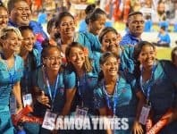Tatala Taaloga  o le XVI Pacific Games