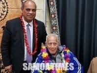 Saunoa Vaifale Sola Sagato A Tauiliili e fia aulia lona 100 tausaga