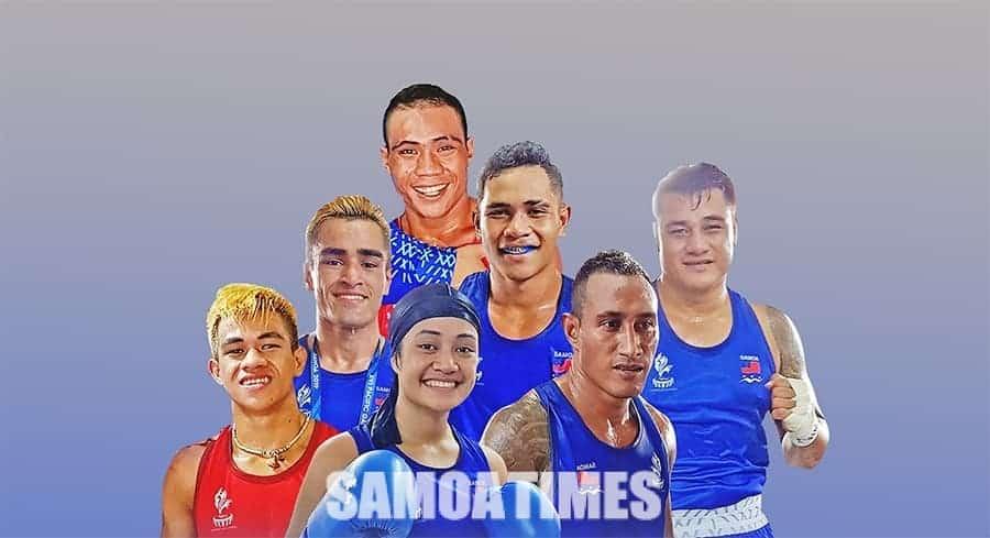 FUSUAGA: Fitu Pine Auro a Samoa