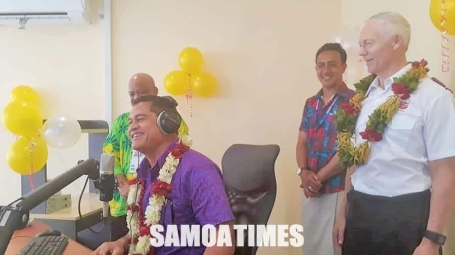 Faaopoopo le tautua leitio tatala  le Samoa Go FM
