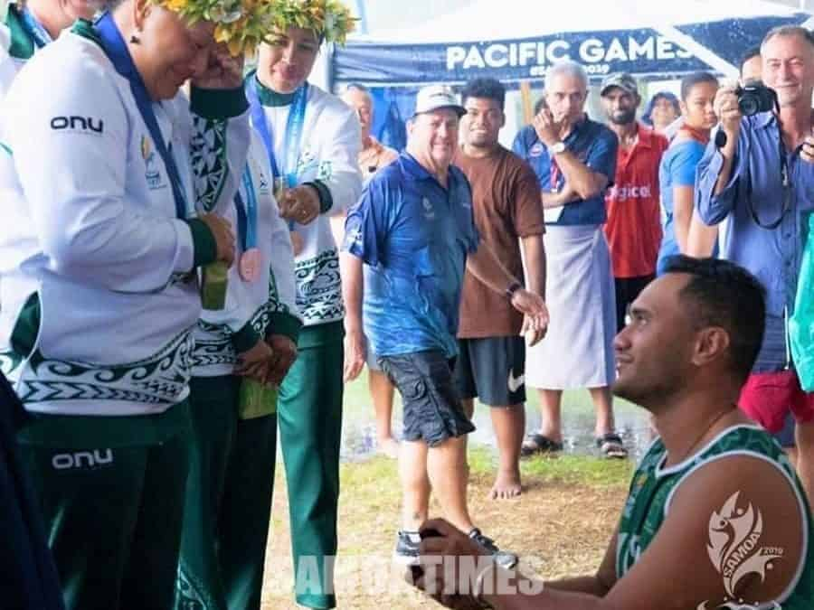 Talia i Samoa lona fia faaipoipo i lana manamea