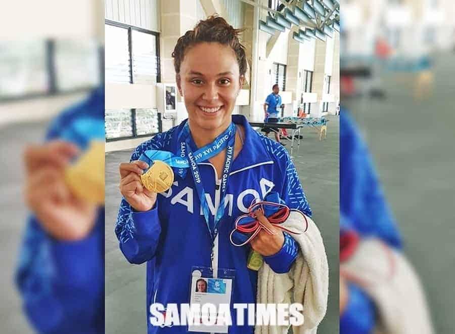 Lauren  Sale – Fetu fou  o Feausiga a Samoa