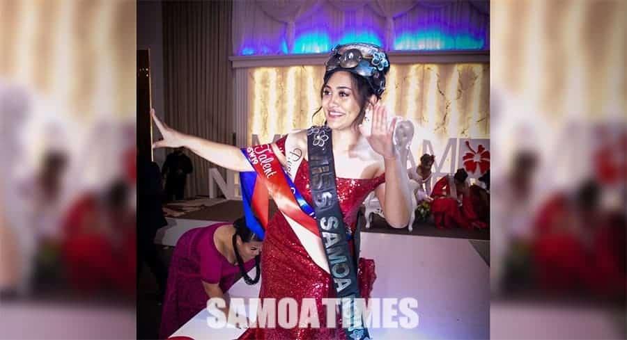 Faapaleina Fetui Gaye Nofosao Tuetue i le Miss Samoa NSW