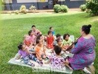 Tafesilafa'i le SAASIA Inc ma le Le Fetuao Samoan Language Centre i Hawaii